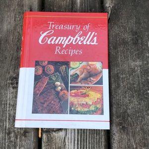 Vintage Treasury of Campbell's Recipes Cookbook